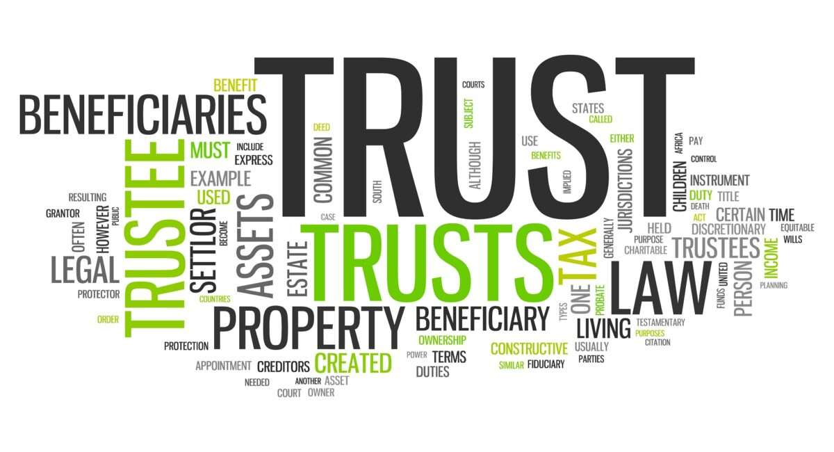 revocable vs. irrevocable trusts