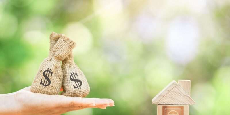 mortgage handled in probate