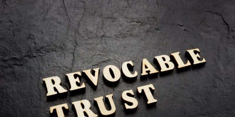 irrevocable trust law